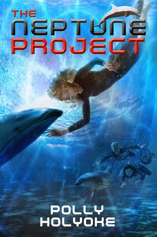 The Neptune Project: Author Guest Post & Giveaway