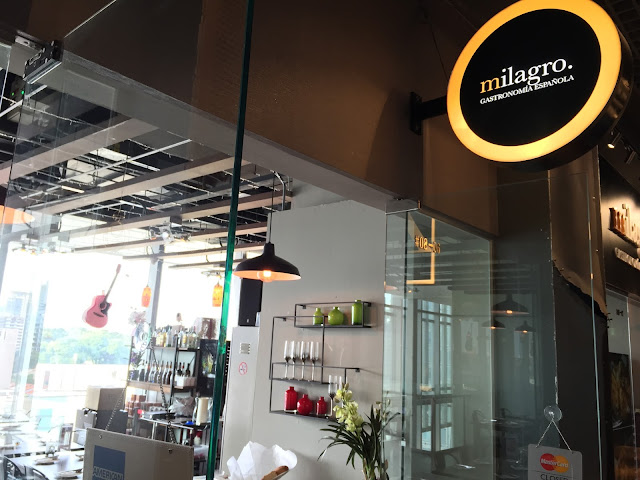 Orchard Central Spanish Food - Milagro Spanish Restaurant