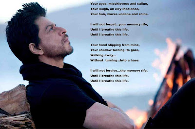 Jab Tak Hai Jaan poem Translation