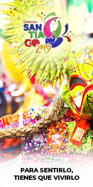 Carnaval de Santiago 2019.