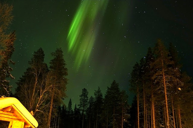 Entrevista Viajera con GlobalGrassHopper in Lapland