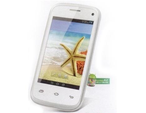 9 Smartphone Android Murah Meriah di Bawah 800 Ribu Rupiah, Spesifikasi Advan Vandroid S3A, Advan Vandroid S3A