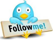 Follow Us On Twitter; We Follow Back!