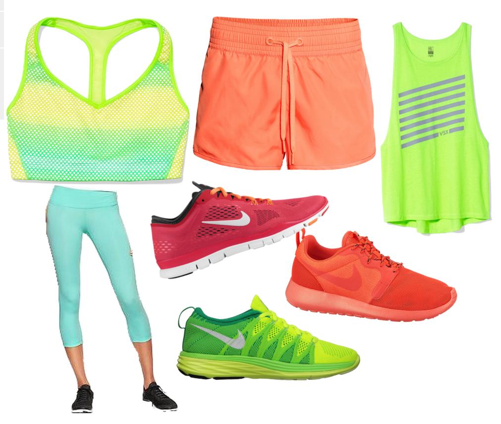 76c69103f7b67 à la mode mondays: Sweat in Style