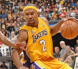 Derek Fisher, basketball, NBA, Los Angeles Lakers