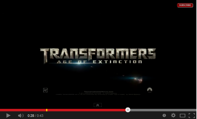 Transformers 4 Age of Extinction Official Movie Trailer 2014 HD Mark Wahlberg