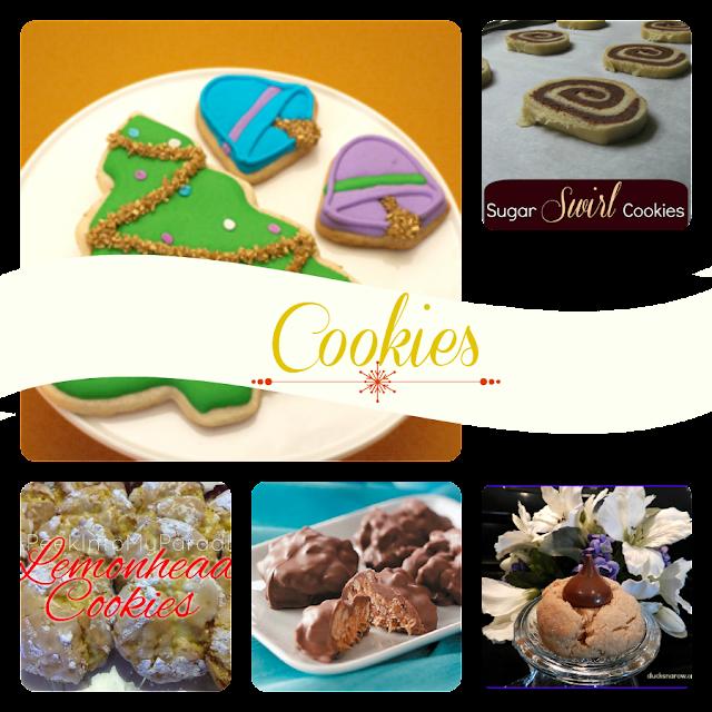 cookies, holiday cookies