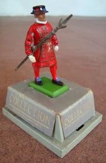 Miniatur Logam Tentara Jaman Dulu Buatan England 1988 Rp199.000