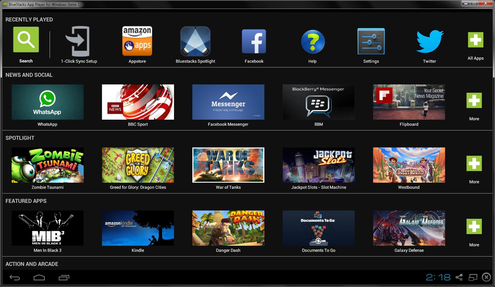 blue stack download for windows 7 32 bit