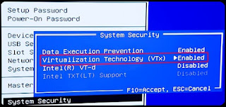 Mengaktifkan Fitur Hyper-V di Windows 8