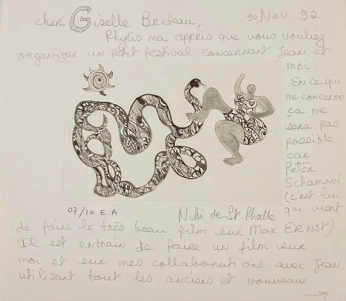 Niki De Saint Phalle Of The Counts 1930 2002