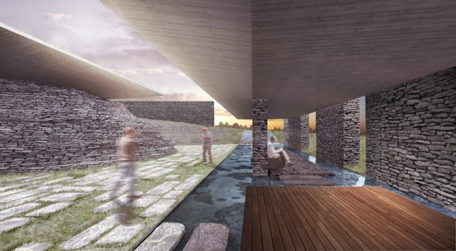 Masjid bawah tanah pertama Masjid Sancaklar