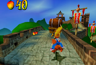 Game Crash bandicoot warped