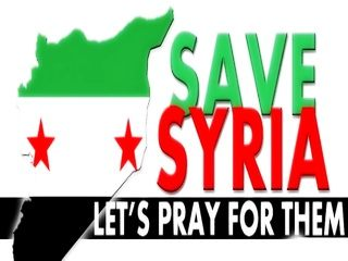 I am stand for syrian sunni