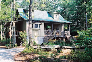 5 cabins on a 7 acre retreat - rent one or all