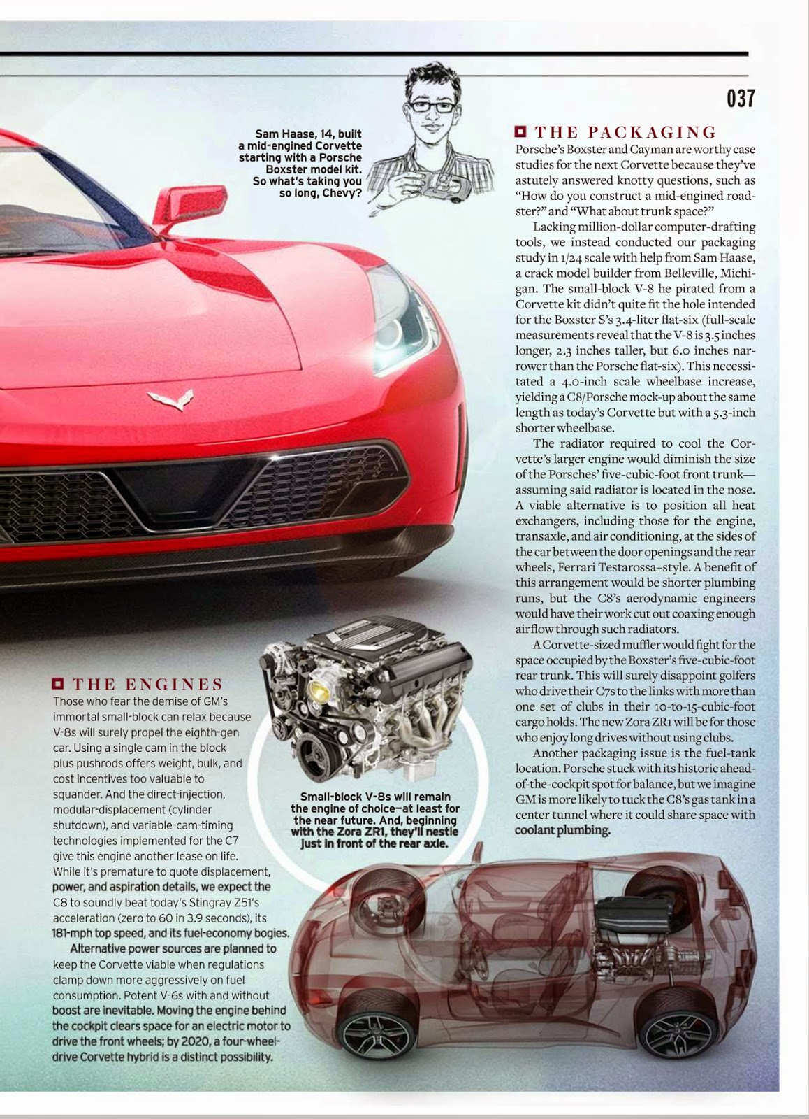Corvette Zora 2017