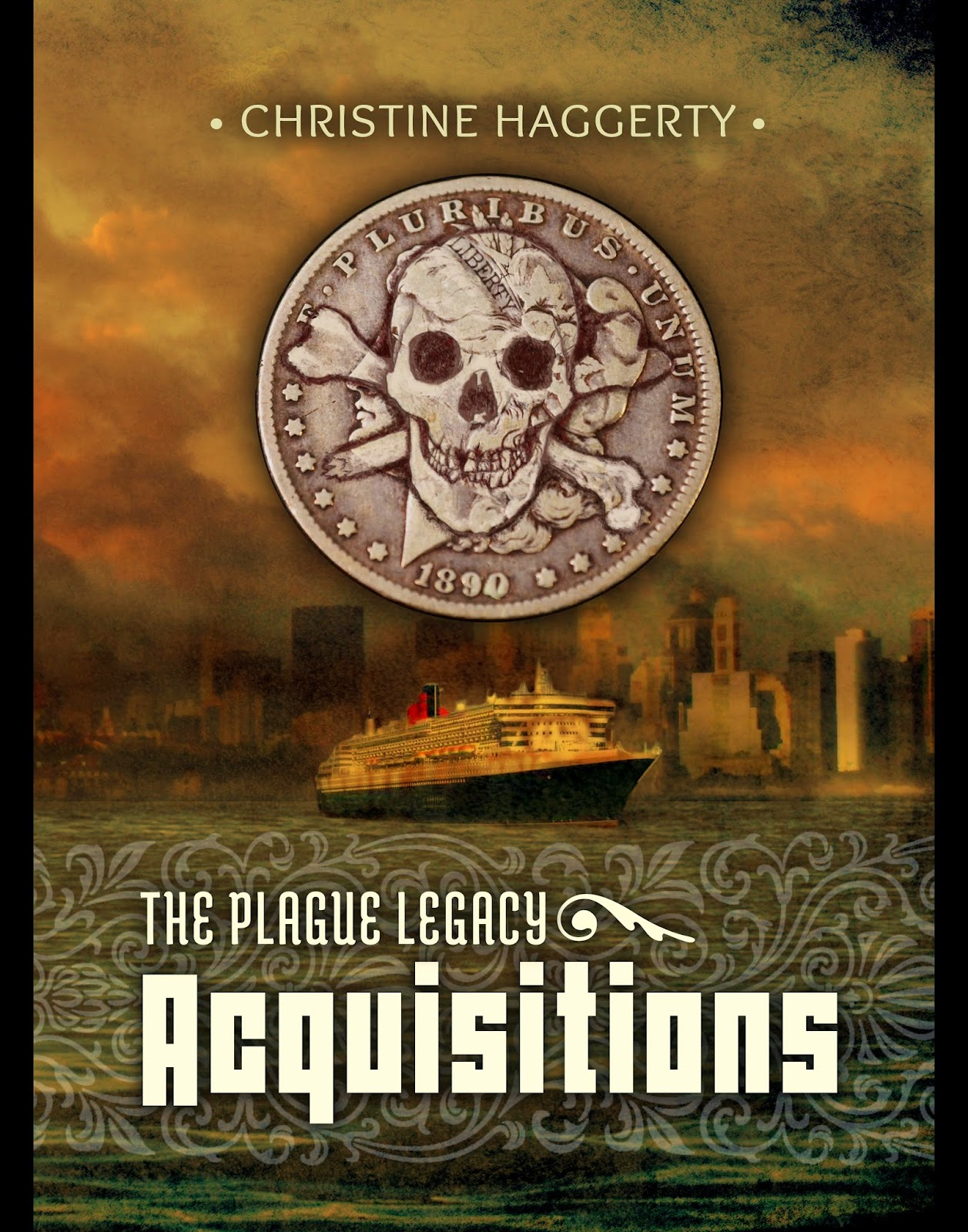 http://www.amazon.com/Acquisitions-Plague-Legacy-Book-1-ebook/dp/B00H15COZQ/ref=sr_1_1?ie=UTF8&qid=1412787590&sr=8-1&keywords=acquisitions%2C+haggerty