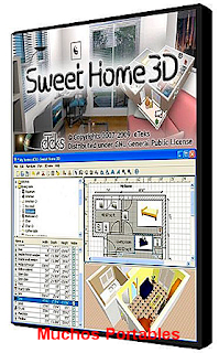 Sweet Home 3D Potable