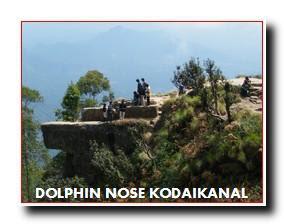 DOLPHIN NOSE KODAIKANAL