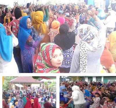 Sebagai Tuan Rumah, Warga Desa Talang Lindung Siap Pasang Badan Menangkan Fesbuker