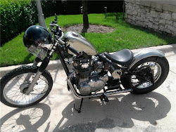 My '81 XS650 Voodoo Child