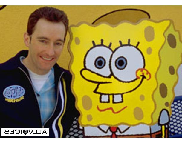 Tom Kenny Doing Spongebob Pictures to Pin on Pinterest ...