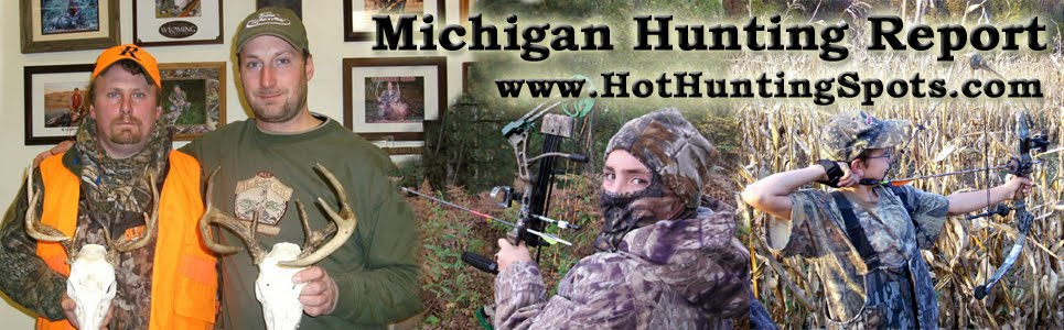 Michigan Hunting Report