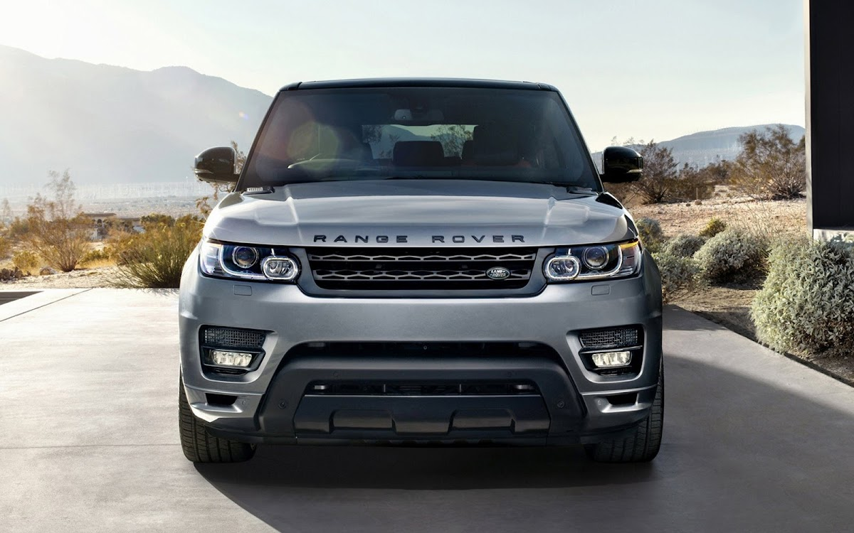 2014 Range Rover Sport Widescreen HD Wallpaper