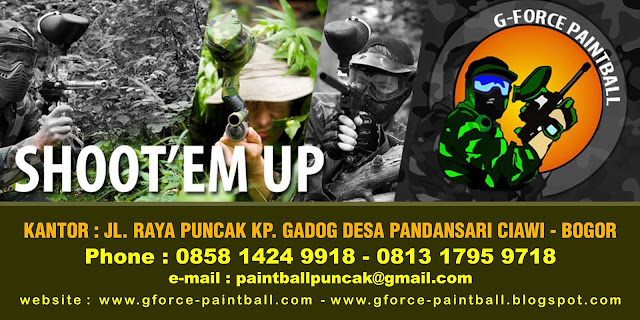 gforce-paintball.com