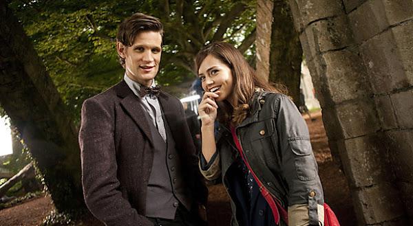 El Doctor y su nueva compañera