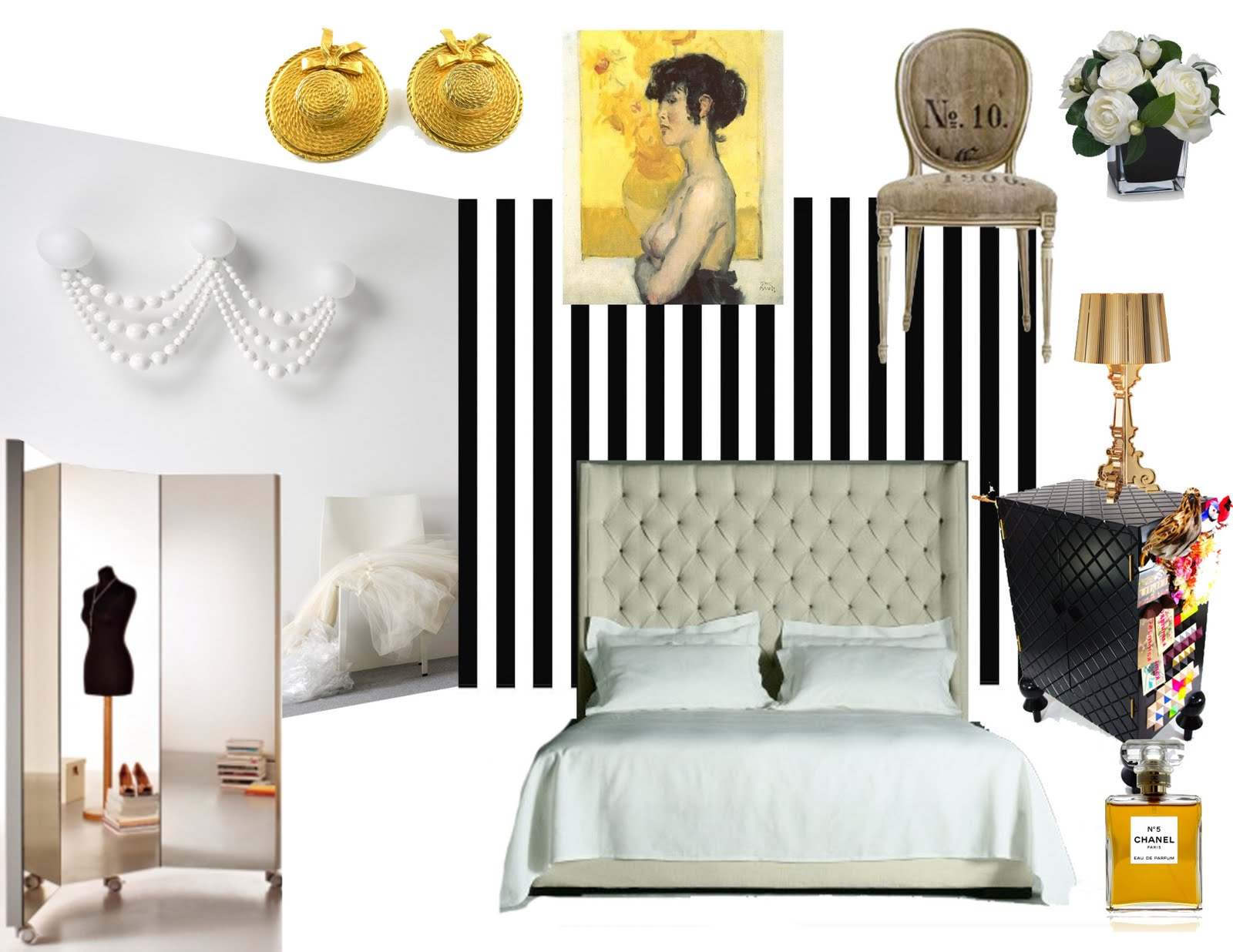 Louis Vuitton Wallpaper For Bedroom Chanel Bedrooms