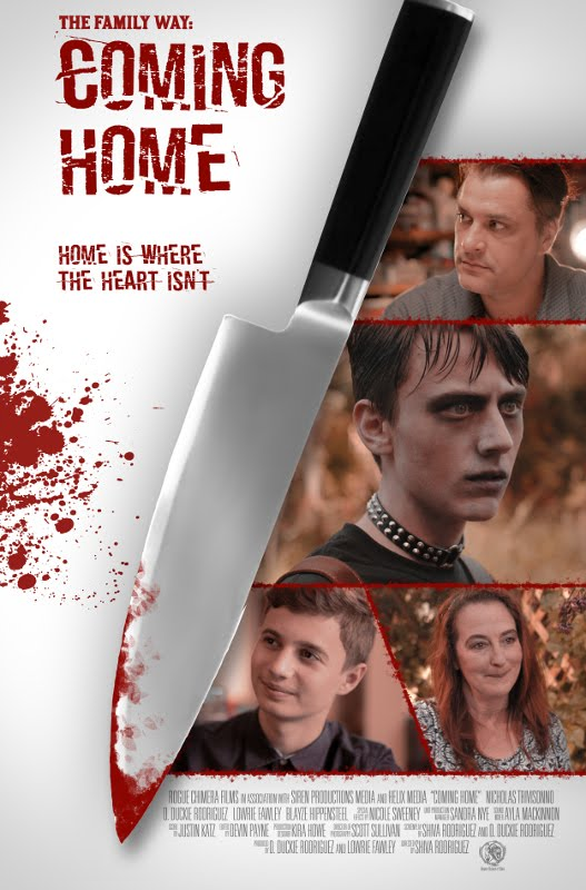 Now Showing - Coming Home