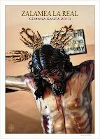 Semana Santa en Zalamea la Real 2013