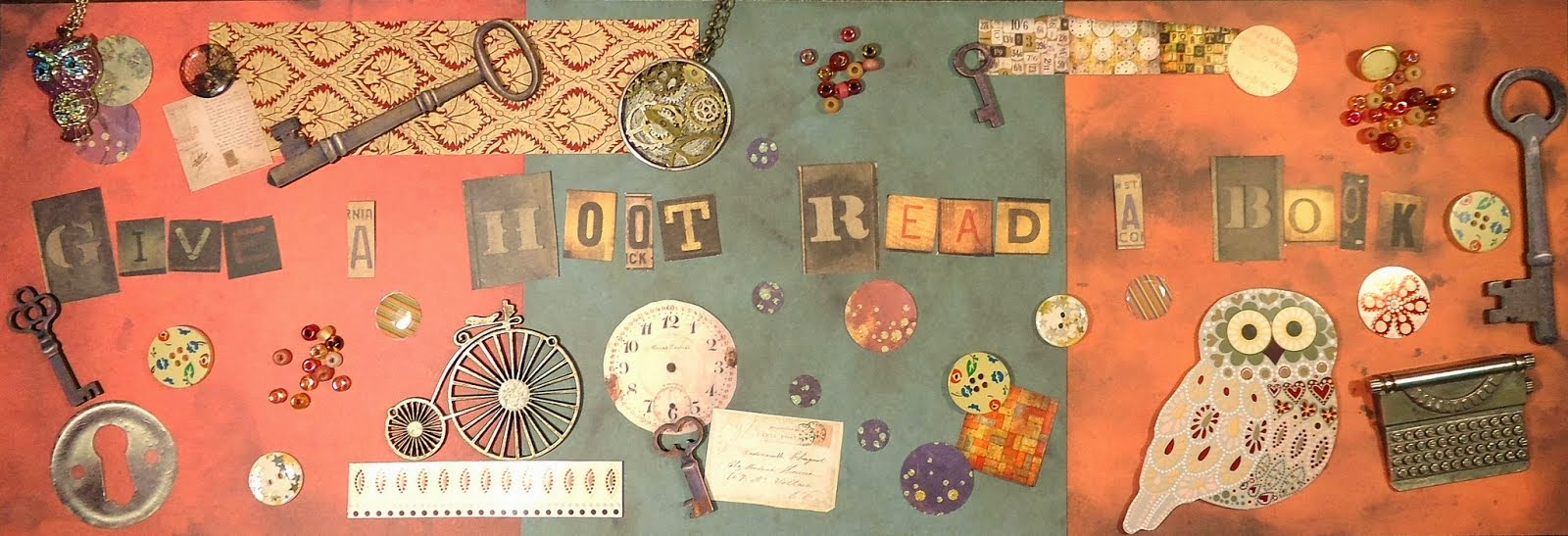Give a Hoot, Read a Book!