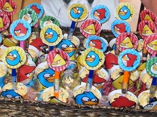 Angry Birds traktatie Annekoendigitaal