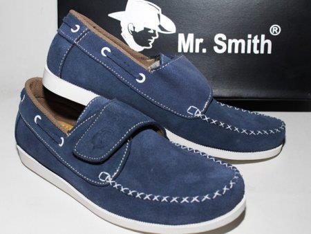 Sepatu Mr.Smith SMITH2015 BIRU