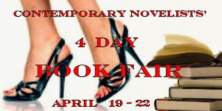 The Contemporary Novelists Book Fair 19-22 April, 2013