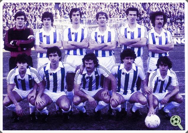 Image result for real sociedad 1980