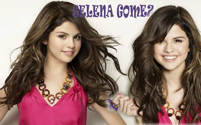 Salena Gomez beautiful teen Wallpaper