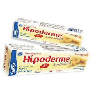 Hipoderme® creme de amêndoas