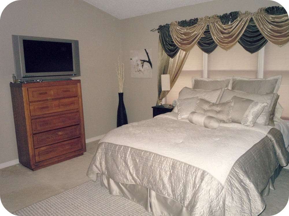Show Us Your House: Master Bedroom