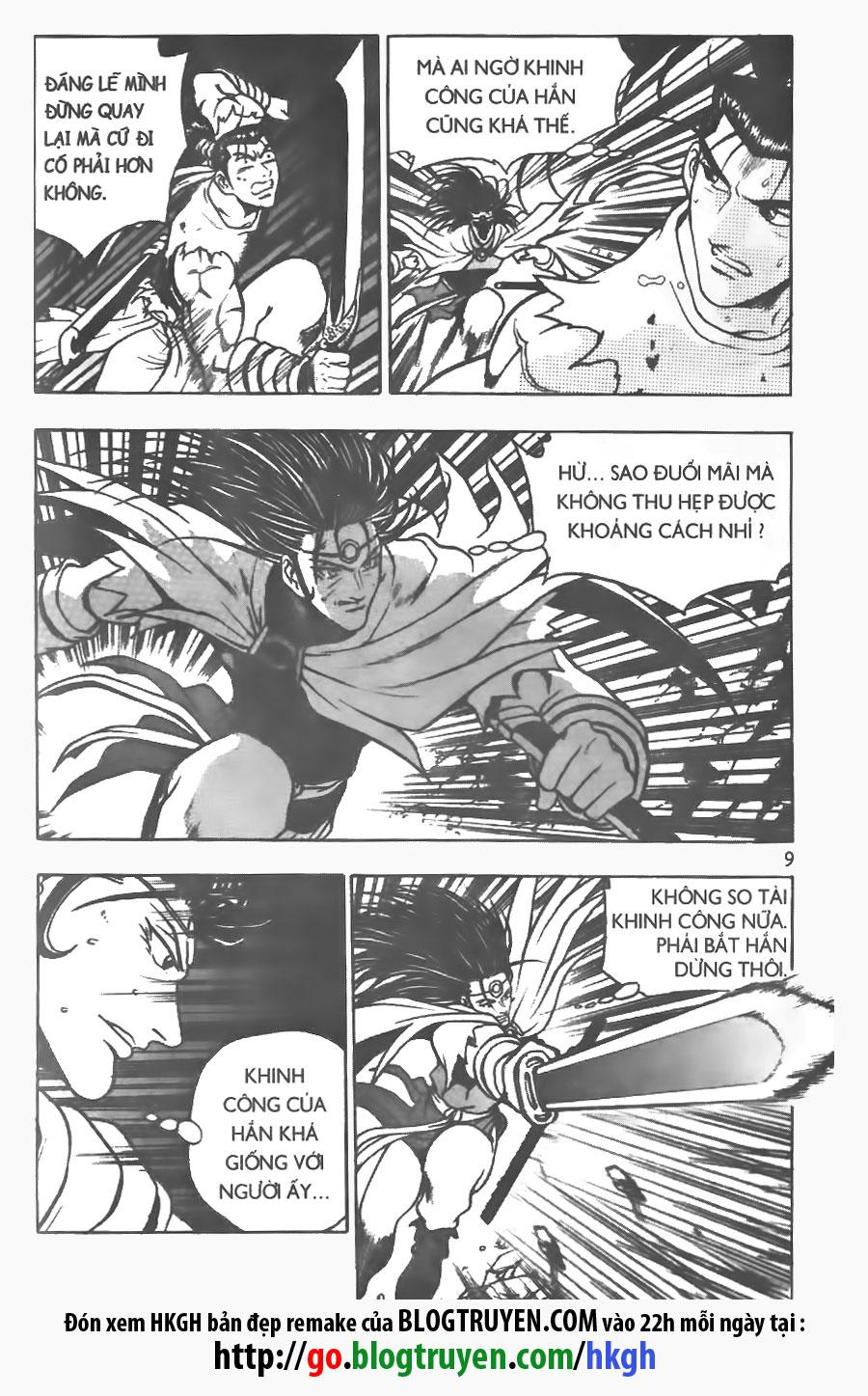 Hiệp Khách Giang Hồ chap 103 page 9 - IZTruyenTranh.com