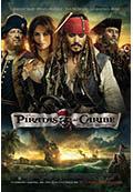 Cartel de la película Piratas del Caribe 4: En mareas misteriosas