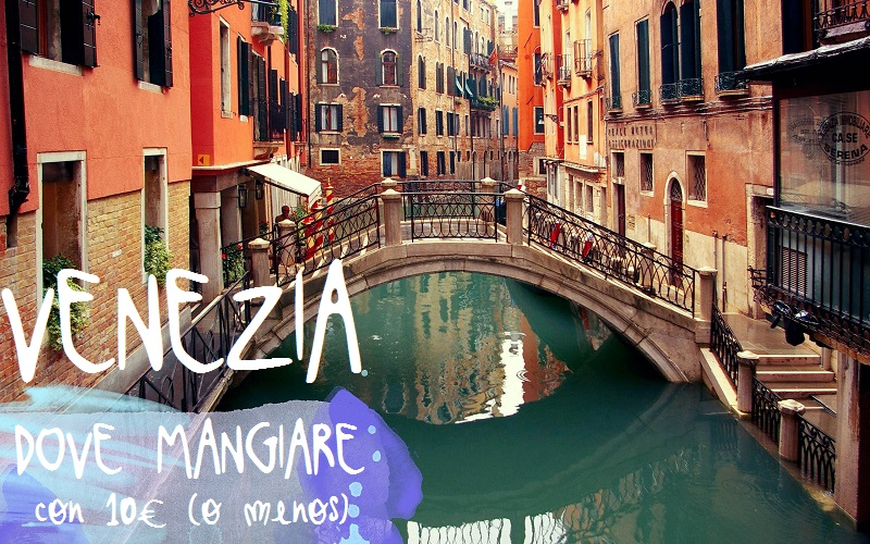 Diario di una travelholic venezia dove mangiare con 10 for Dove soggiornare a venezia