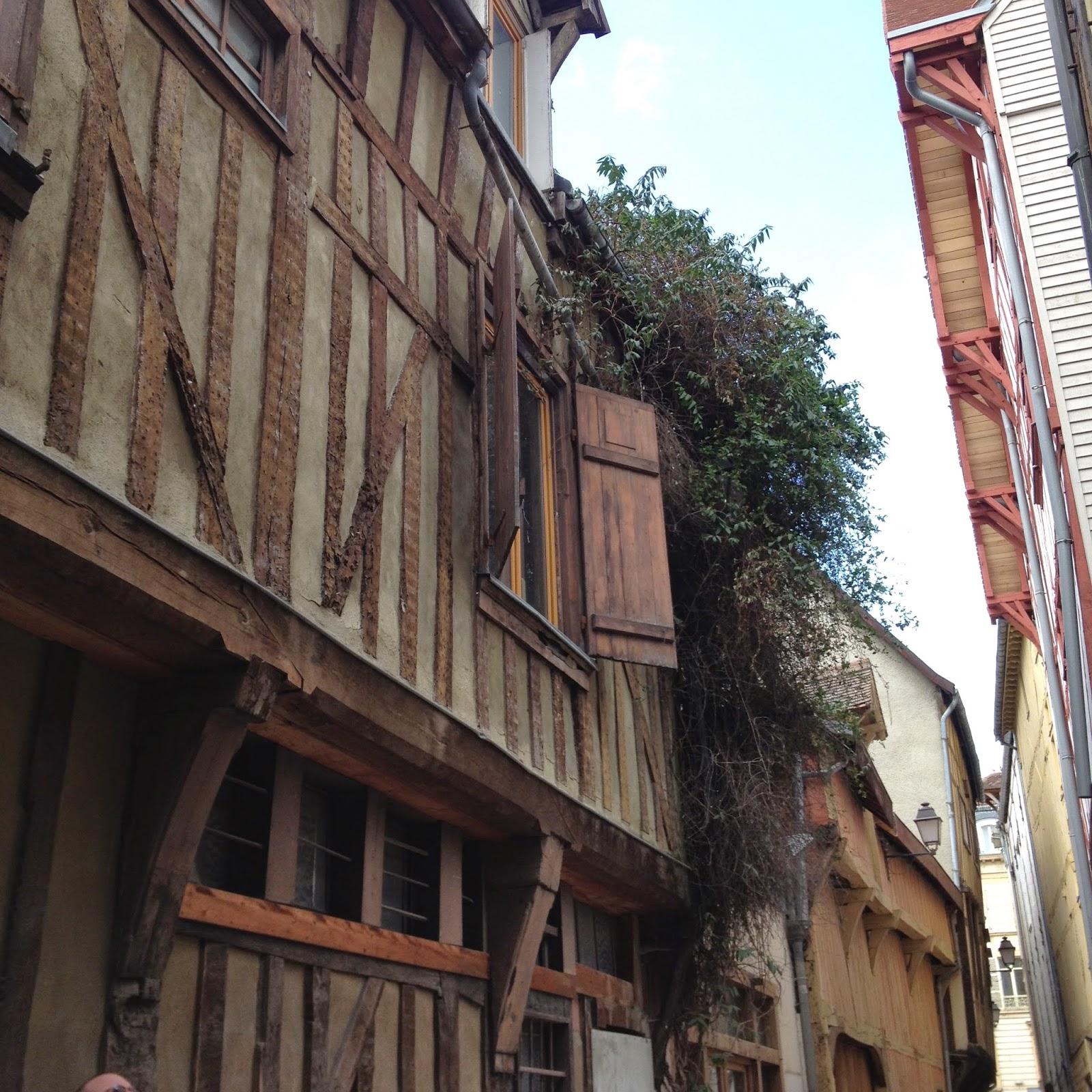 Un weekend  Troyes 1 Julesetmoa
