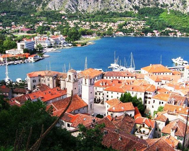 Gulf of Kotor - Montenegro