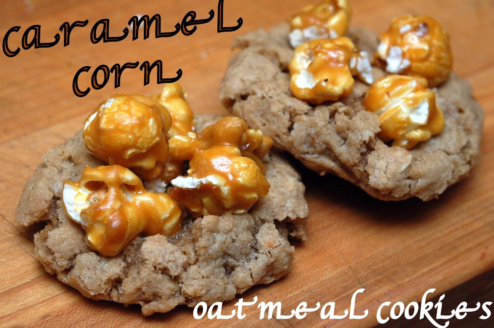 how to make caramel cookies