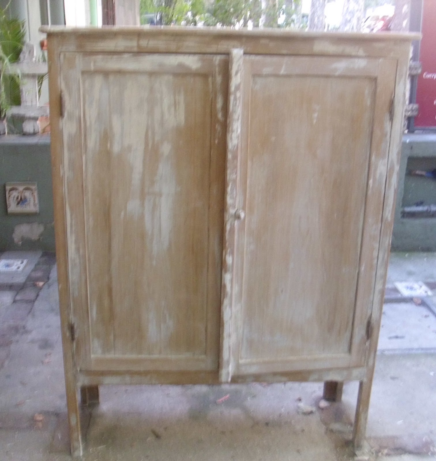 Muebles cosas del pasado antiguo aparador de cocina en - Muebles cocina antiguos ...