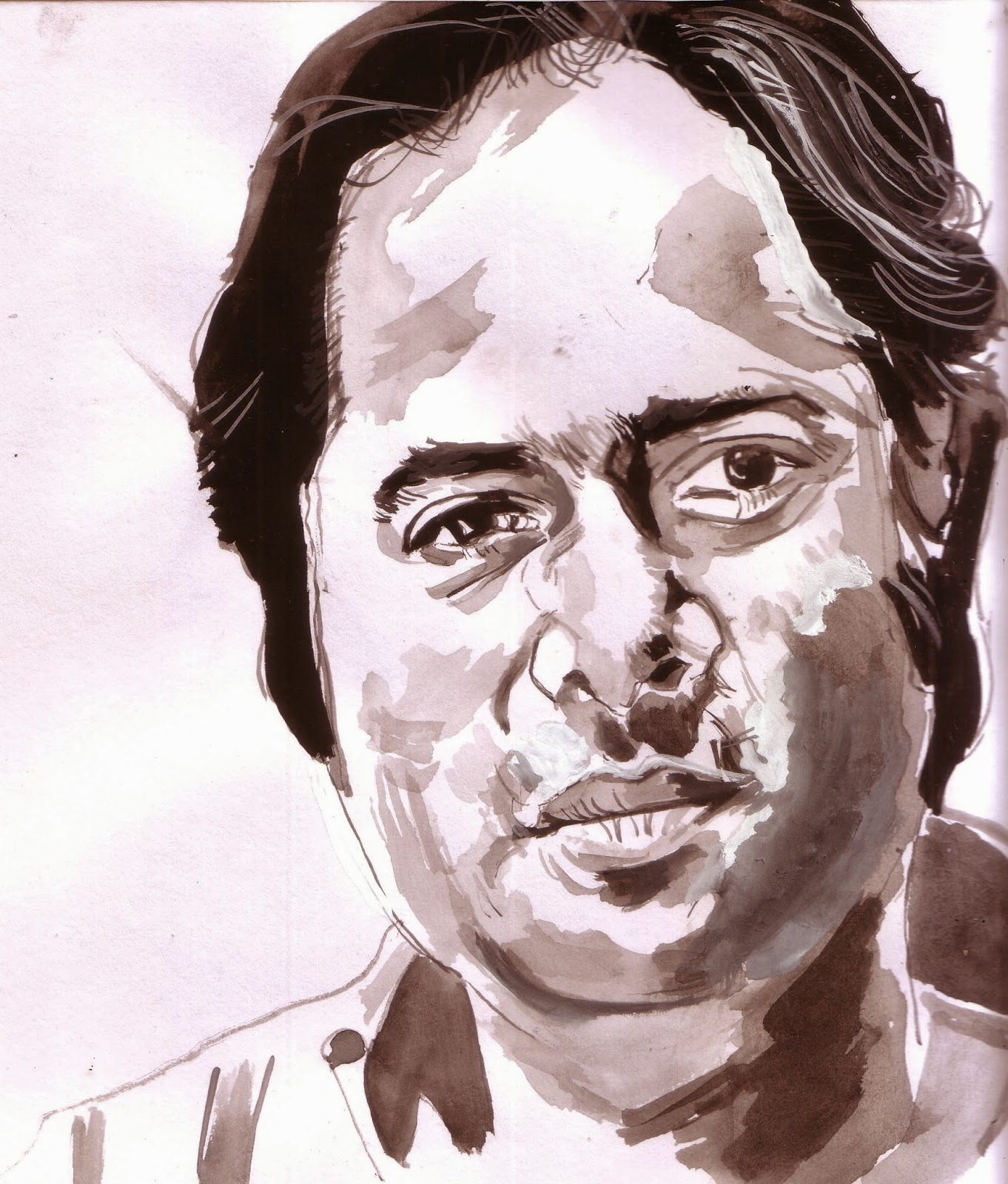 Farooque Sheikh, Image courtesy artist