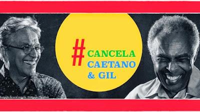 Caetano e Gil, cancelem o show em Israel